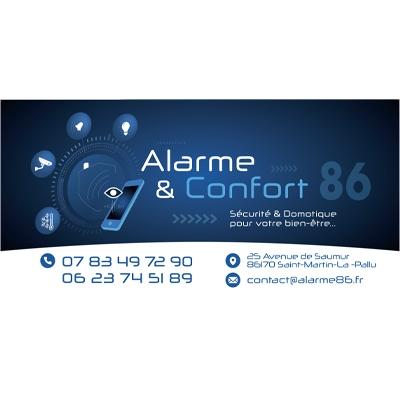 Alarme et Confort 86