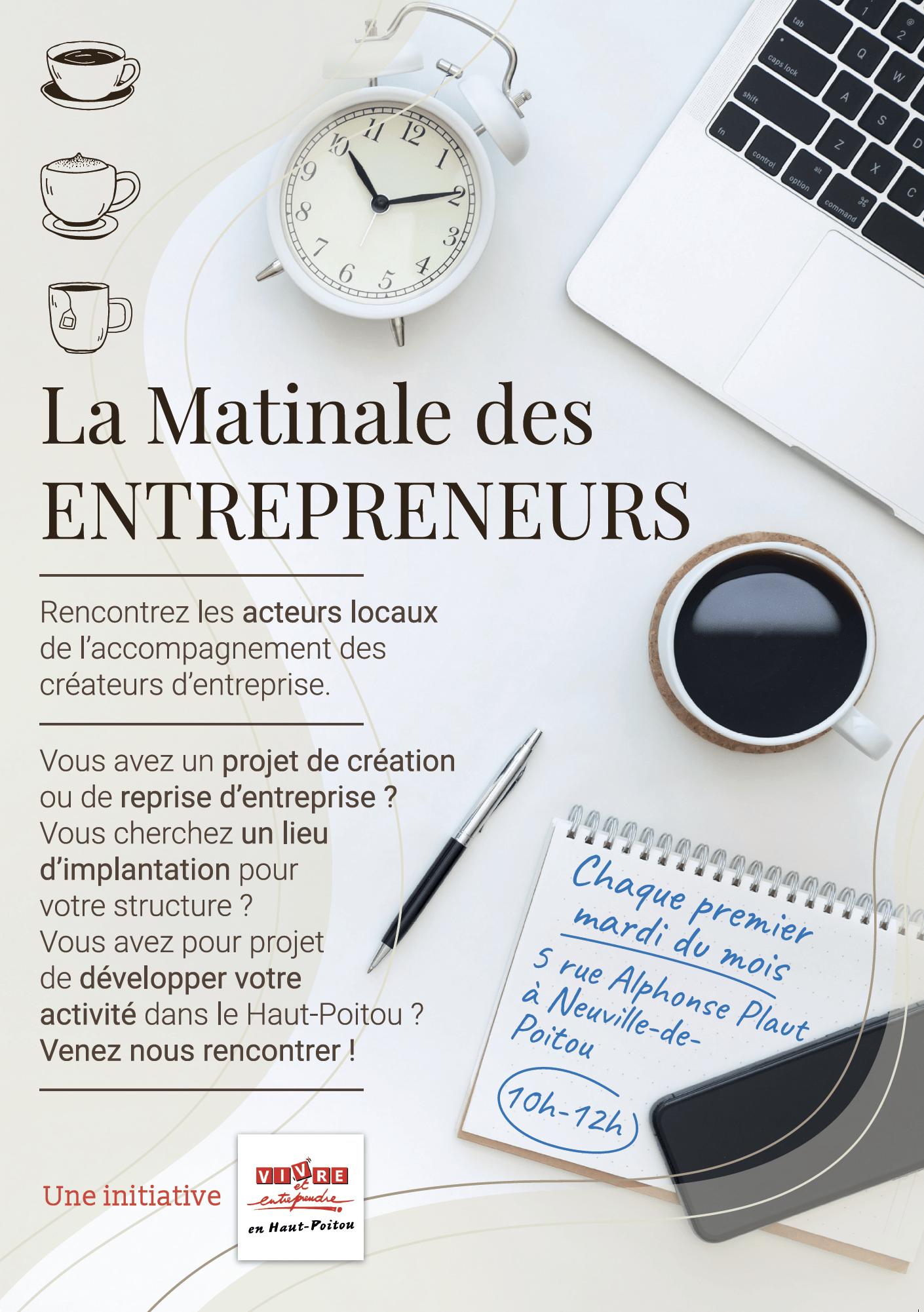 La Matinale des Entrepreneurs